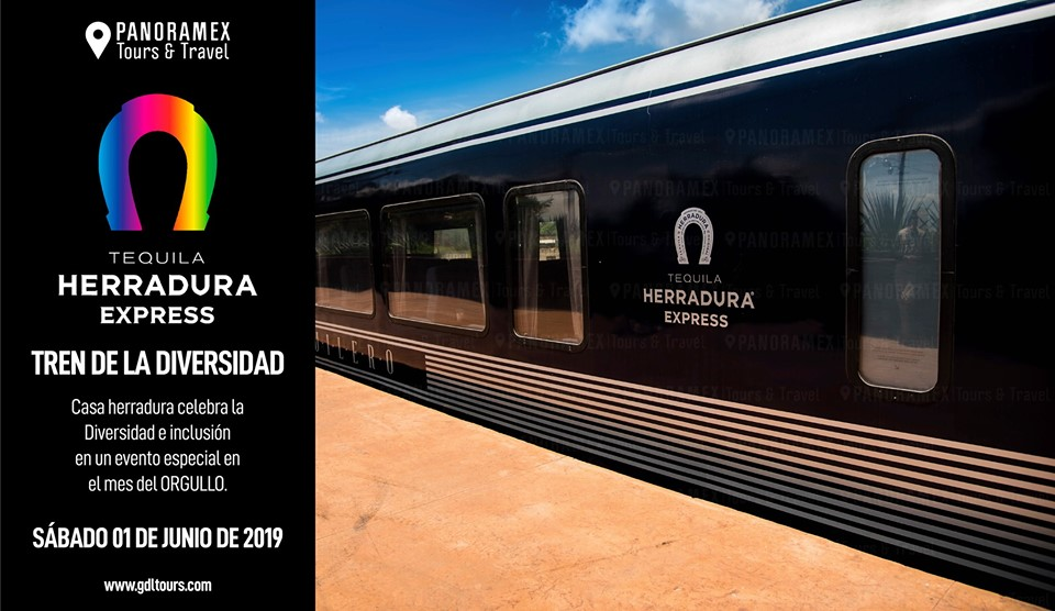 HERRADURA EXPRESS TREN DE LA  DIVERSIDAD