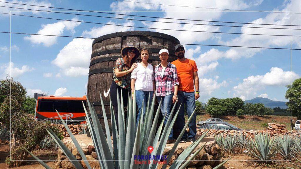 Tapatio Tour del Tequila desde Guadalajara Jalisco